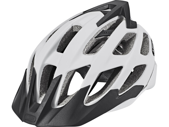 ABUS Hill Bill Casco de bicicleta, polar matt